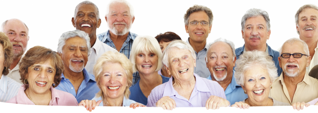 Group of Seniors - Useful statistics on how seniors use smartphones, tablets, PCs, social media, internet use and more - Statistics on Age and Technology