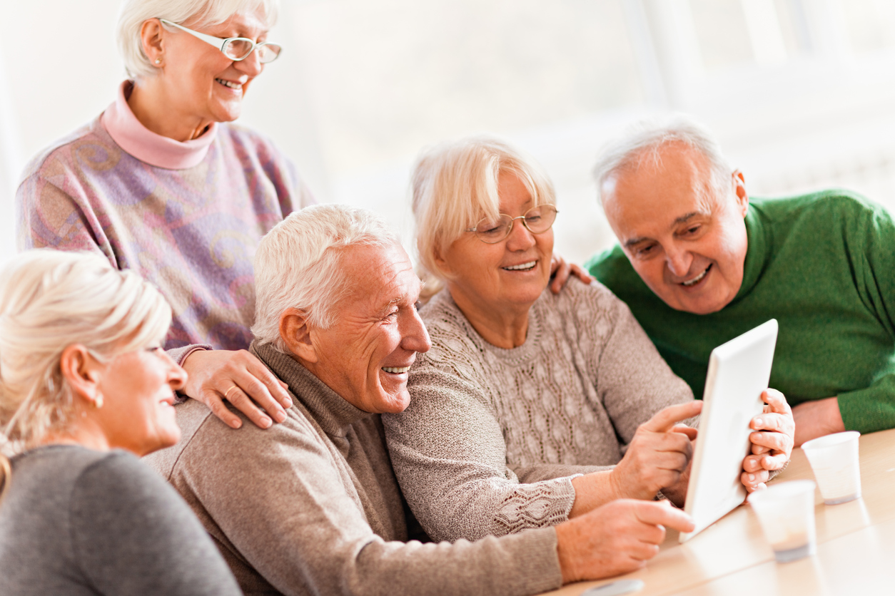 Apps for Seniors - Top 10 Technical Design Considerations